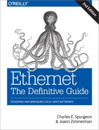 Sampul buku Ethernet: The Definitive Guide, 2nd Edition: Designing and Managing Local Area Networks