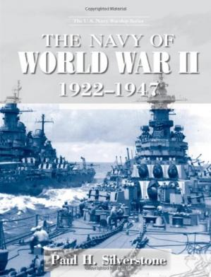Book cover The Navy of World War II, 1922-1947