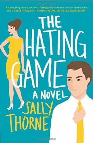 Book cover The Hating Game: A Novel