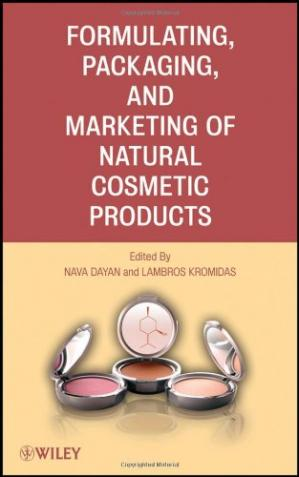 Buchdeckel Formulating, Packaging, and Marketing of Natural Cosmetic Products
