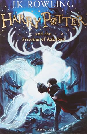 书籍封面 Harry Potter and the Prisoner of Azkaban (Book 3)