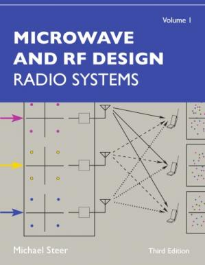 Обкладинка книги Microwave and RF Design, Volume 1: Radio Systems