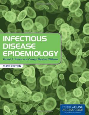 Обложка книги Infectious Disease Epidemiology: Theory and Practice
