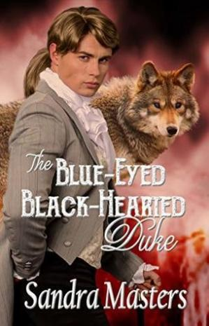Book cover The Blue-Eyed Black-Hearted Duke