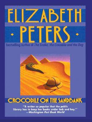 Book cover Crocodile on the Sandbank