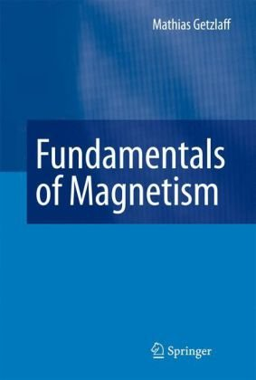 Book cover Fundamentals of magnetism