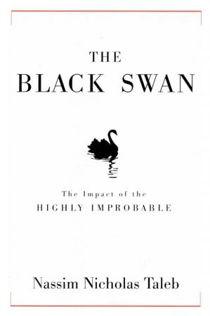 Book cover The Black Swan. The Impact of the Highly Improbable [probability]