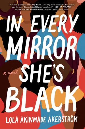 Book cover In Every Mirror She's Black