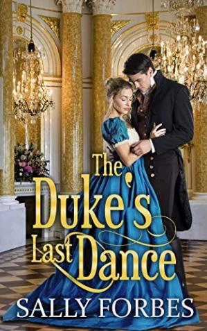 বইয়ের কভার The Duke's Last Dance