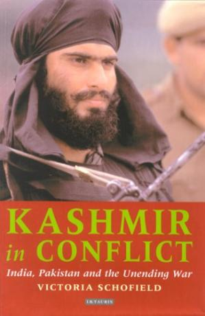 Portada del libro Kashmir in Conflict: India, Pakistan And the Unending War