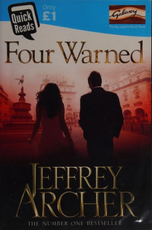 Book cover Four Warned
