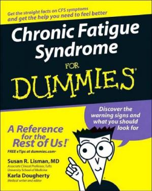 Book cover Chronic Fatigue Syndrome For Dummies