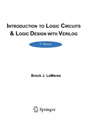 Book cover Introduction to Logic Circuits and Logic Design with Verilog