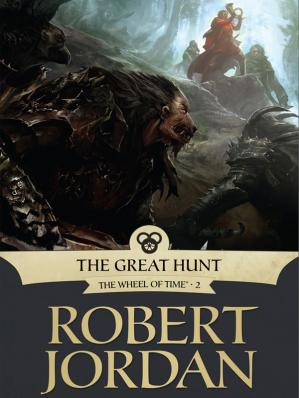 书籍封面 The Great Hunt