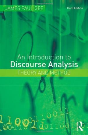Book cover An Introduction to Discourse Analysis: Theory and Method