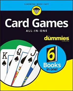 Book cover Card Games All-In-One For Dummies