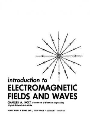 Book cover Introduction to Electromagnetic Fields and Waves