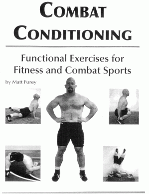 Copertina Combat Conditioning: Functional Exercises for Fitness and Combat Sports