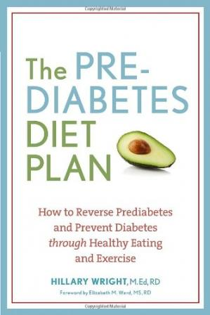 Buchdeckel The Prediabetes Diet Plan: How to Reverse Prediabetes and Prevent Diabetes through Healthy Eating and Exercise