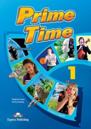 Book cover Prime Time: Student's Book