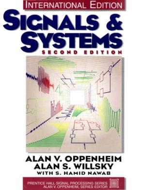 Book cover Signals and System