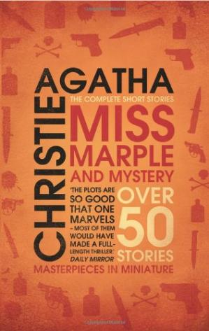 Book cover Miss Marple and Mystery: The Complete Short Stories