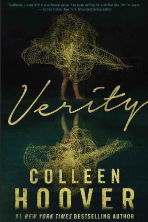 Book cover Verity