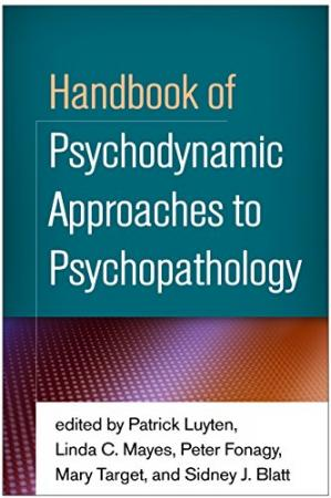 Book cover Handbook of Psychodynamic Approaches to Psychopathology