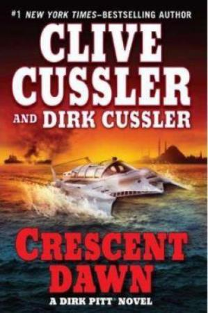 表紙 Dirk Pitt 21 Crescent Dawn