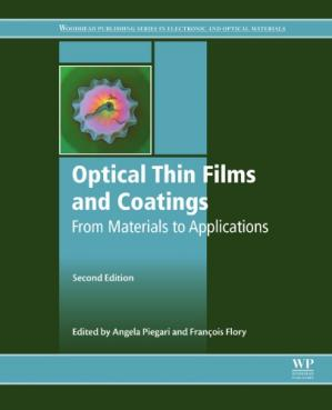 Book cover Optical Thin Films and Coatings 2e : From Materials to Applications.