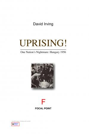 Portada del libro Uprising The Hungarian Revolution of 1956