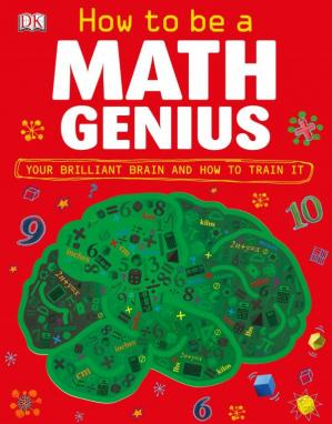 Book cover How to Be a Math Genius