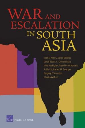 Book cover War and Escalation in South Asia