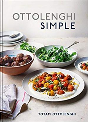 Book cover Ottolenghi Simple: A Cookbook