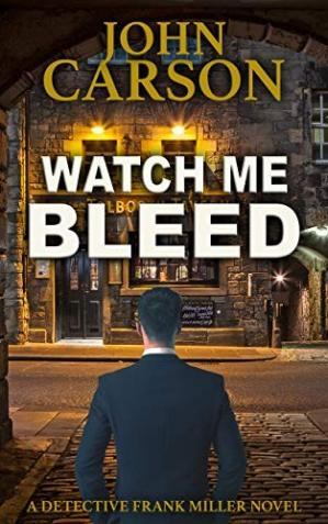 Book cover Watch Me Bleed