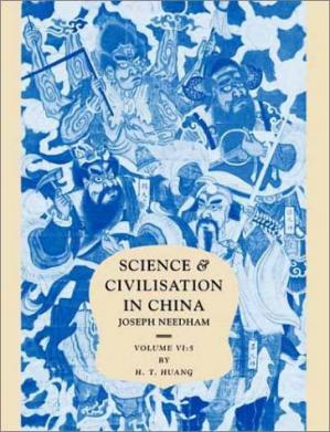 Book cover Science and Civilisation in China:  Volume 6, Biology and Biological Technology, Part 5, Fermentations and Food Science