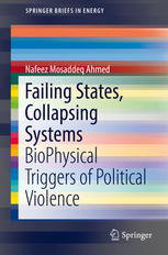 Book cover Failing States, Collapsing Systems: BioPhysical Triggers of Political Violence