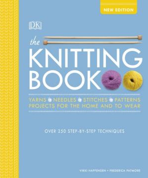 Book cover DK - The Knitting Book