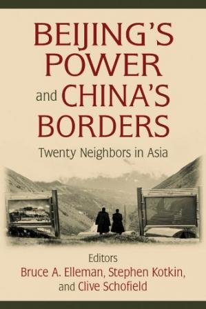 Book cover Beijing's Power and China's Borders: Twenty Neighbors in Asia