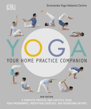 Обкладинка книги Yoga Your Home Practice Companion