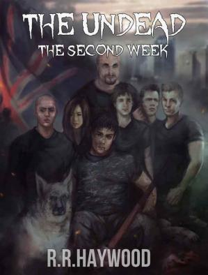 Обложка книги The Undead the Second Week Compilation Edition Days 8 14