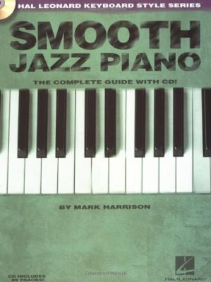 Book cover Smooth Jazz Piano: Keyboard Style Series (Hal Leonard Keyboard Style)