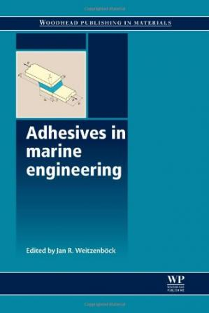 Portada del libro Adhesives in Marine Engineering