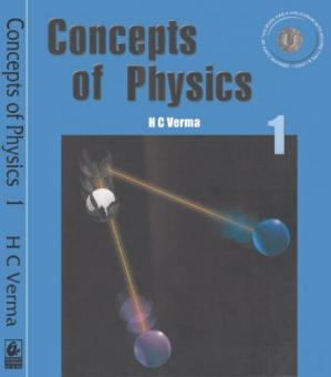 Book cover Concepts of Physics (Part 1)
