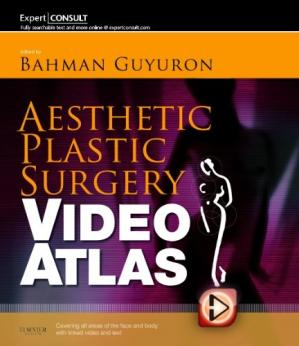Book cover Aesthetic Plastic Surgery Video Atlas