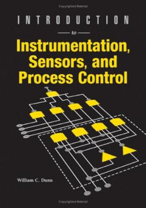 Book cover Introduction to Instrumentation, Sensors, and Process Control
