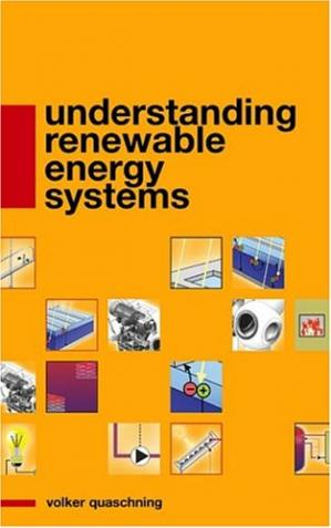 Book cover Understanding Renewable Energy Systems