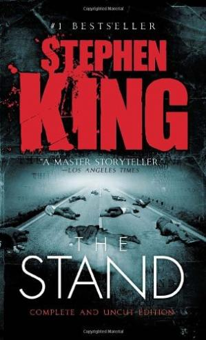 Book cover The Stand