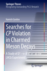 Buchdeckel Searches for CP Violation in Charmed Meson Decays: A Study of D+ → K - K+ ∏+ at the LHCb Experiment
