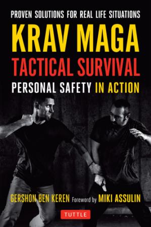 Buchdeckel Krav Maga Tactical Survival
